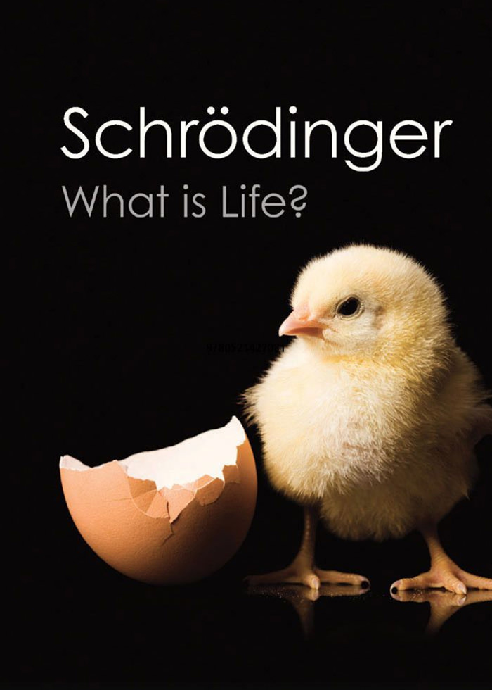 Schrodinger, Erwin - What is Life.jpg