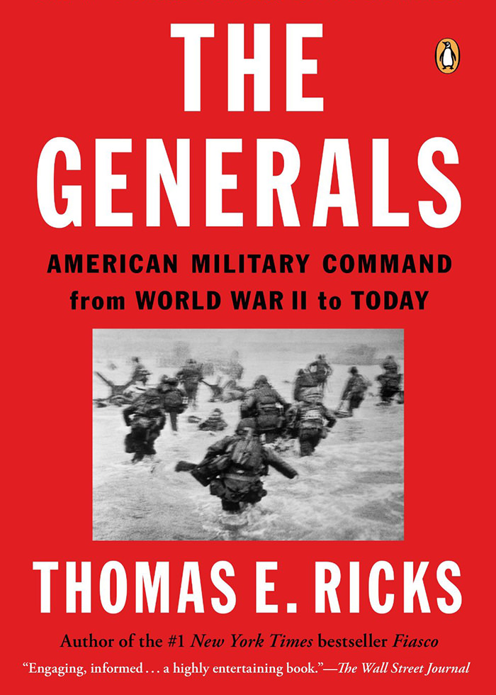 Ricks, Thomas - The Generals.jpg