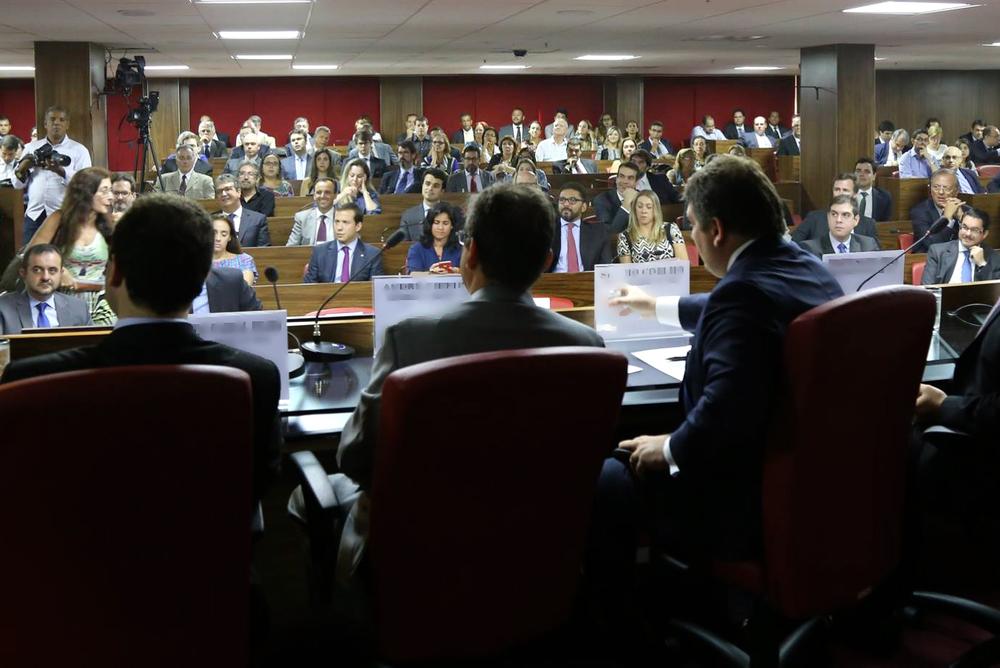 Evento foi realizado no auditório da sede da OAB/RJ. Foto: OAB/RJ