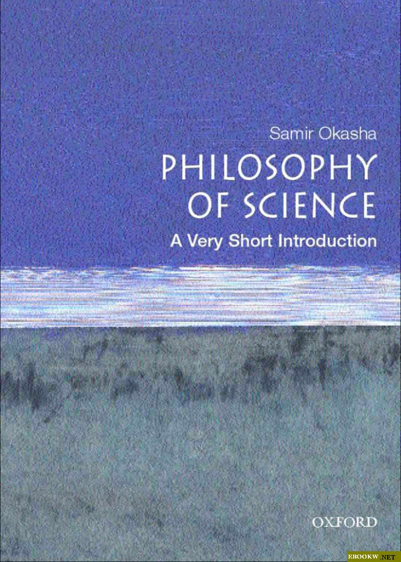 Okasha, Samir - Philosophy of Science.jpg