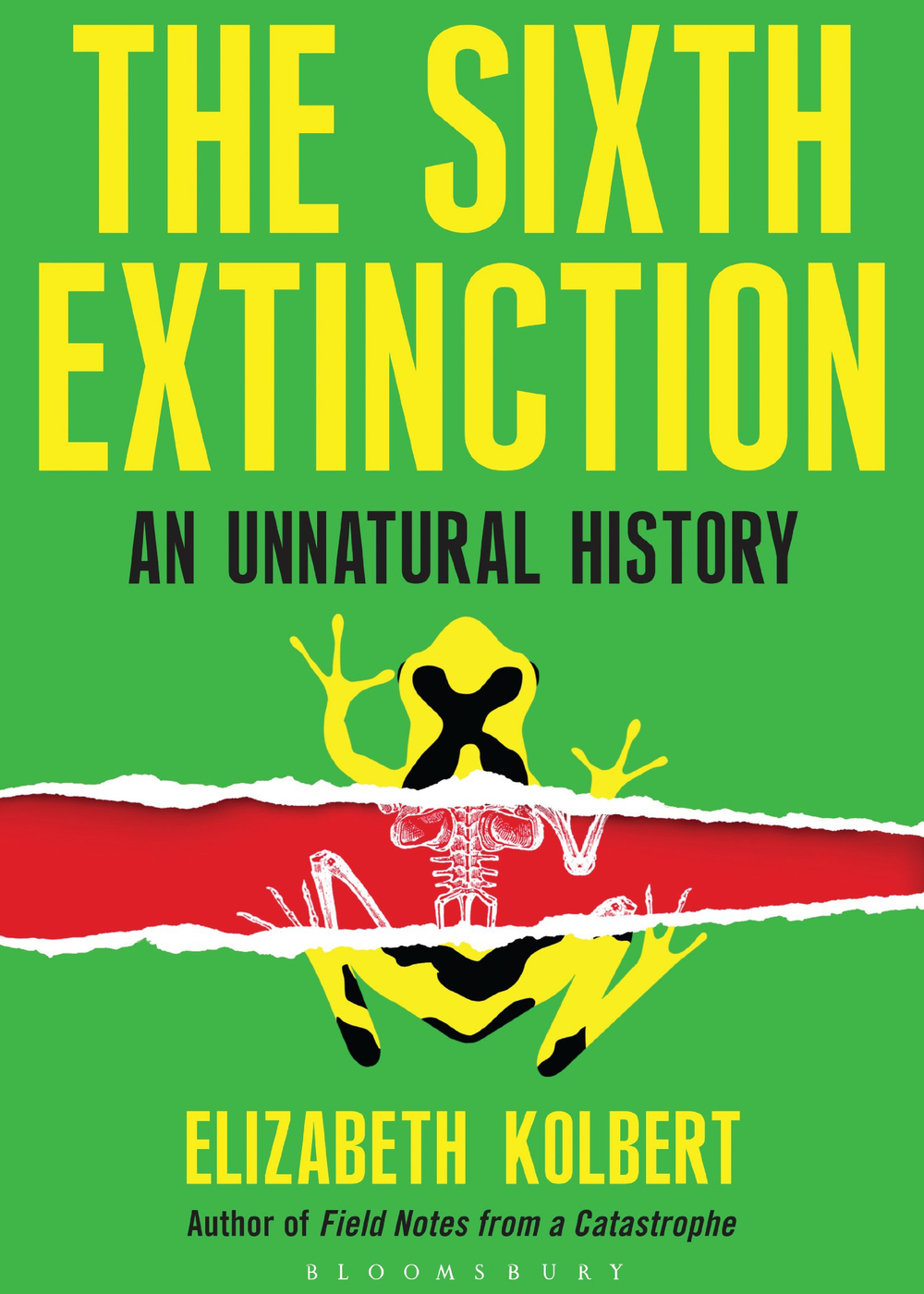 Kolbert, Elizabeth - The Sixth Extinction.jpg