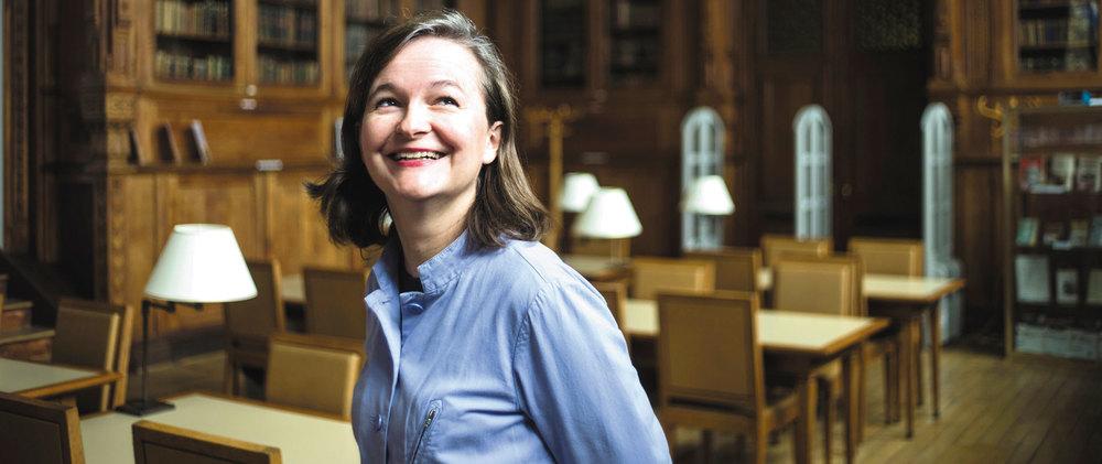 Nathalie Loíseau é Diretora da ENA. Foto: AFP