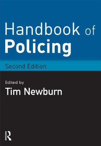 Newburn, Tim - Handbook of Policing.jpg
