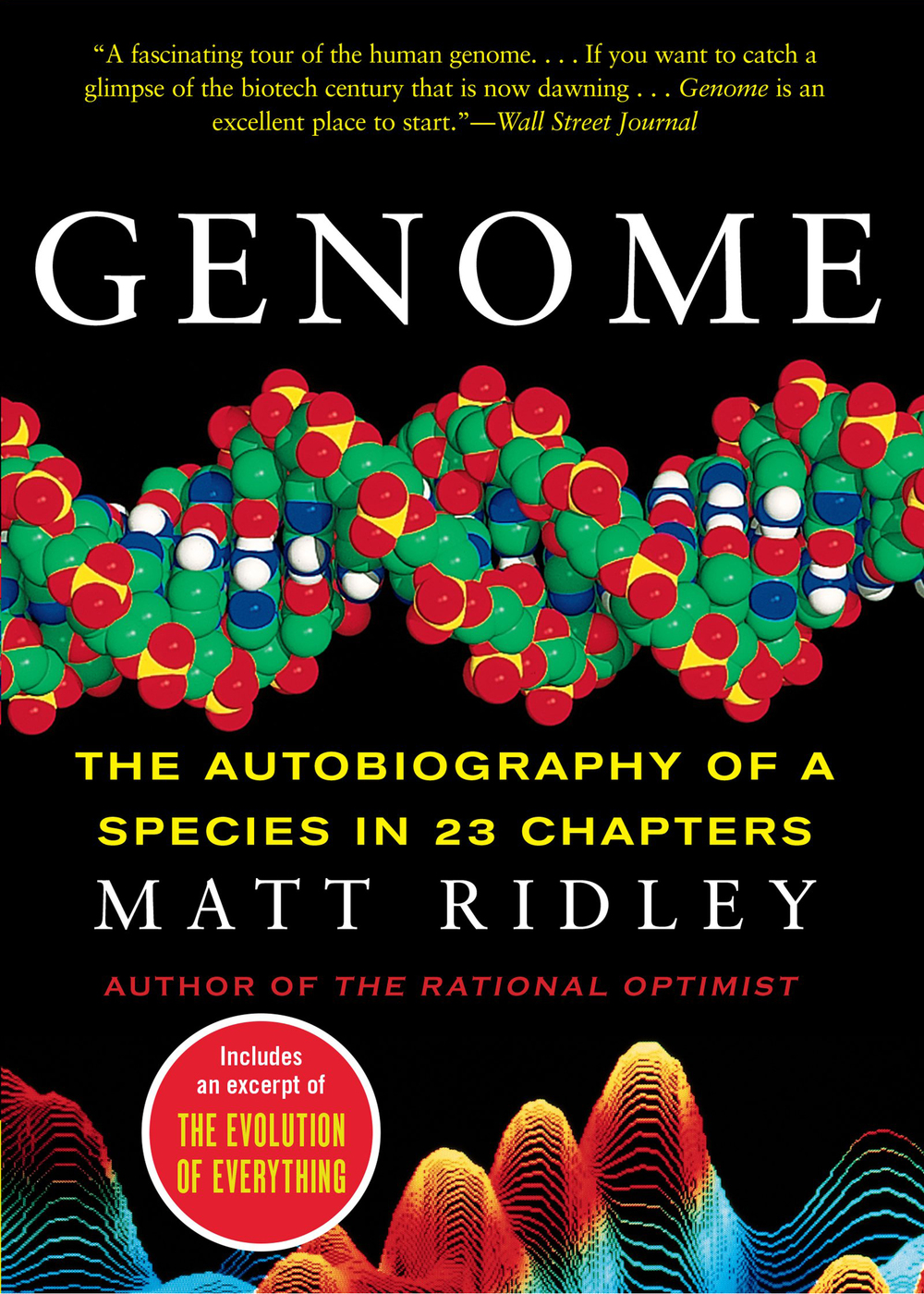 Ridley, Matt - Genome.jpg