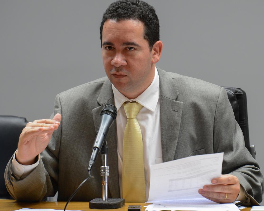 Dyogo Oliveira é EPPGG. Foto: Antonio Cruz / Agência Brasil