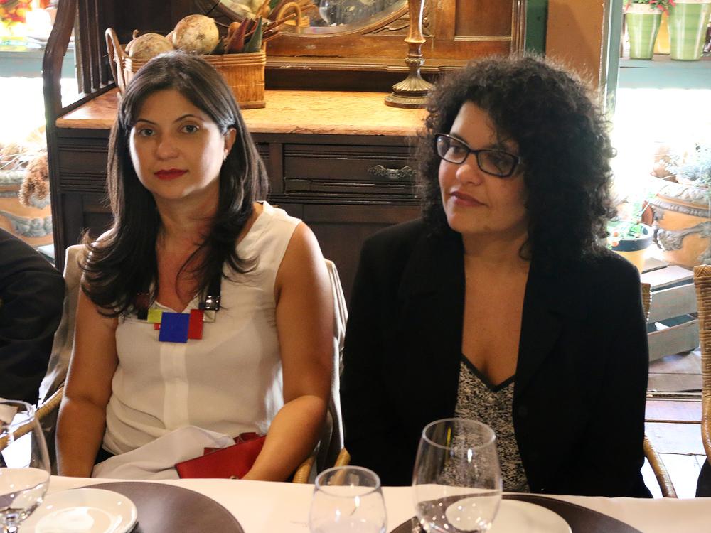 Ana Maria Mesquita e Juliana Pires, Presidentes da ANESP (em exercício) e da AACE