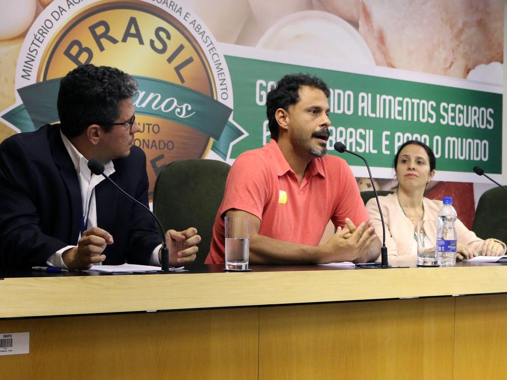 Ricardo Vidal, Andrei Soares e Estela Medeiros compõem o Conselho de Ética. Foto: Filipe Calmon / ANESP