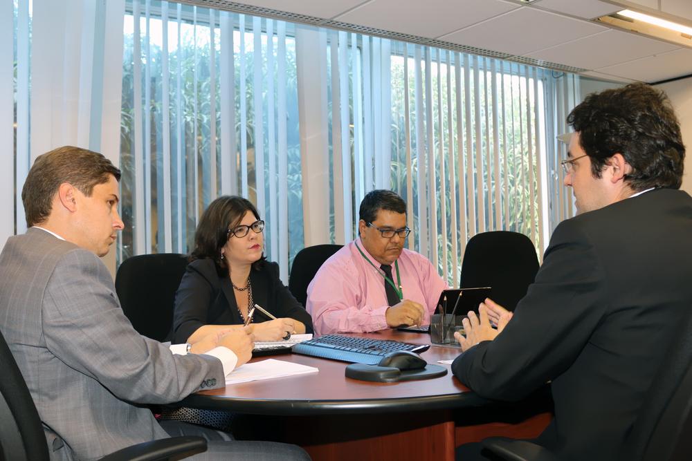 Franqueza e sinergia marcam reunião. Foto: Filipe Calmon / ANESP