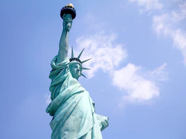 Estátua da Liberdade, Nova Iorque-EUA. Foto: Cris Tse