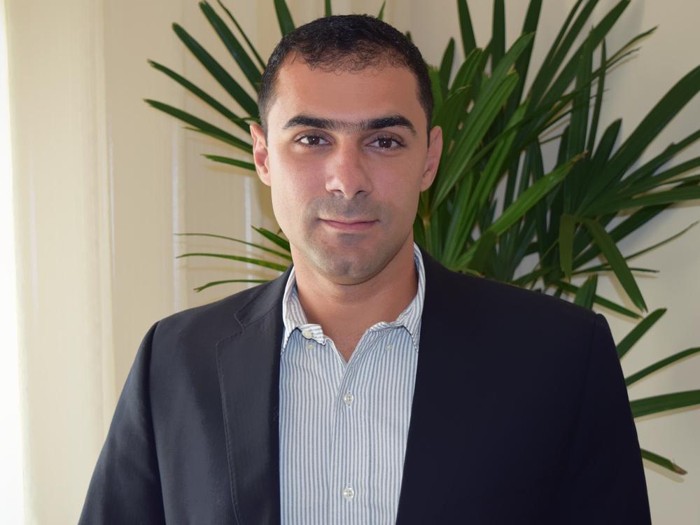 André Luiz é EPPGG da 10ª Turma. Foto: Arquivo Pessoal