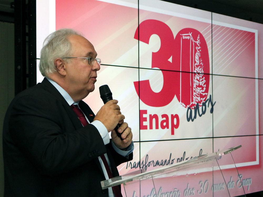 Francisco Gaetani é o atual Presidente da Enap. Foto: Filipe Calmon / ANESP