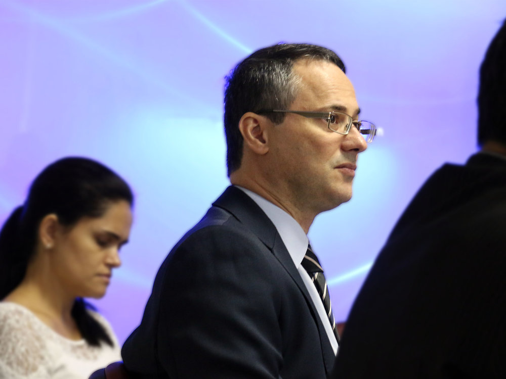 Jean Alves, ex-Diretor da ANESP. Foto: Filipe Calmon / ANESP
