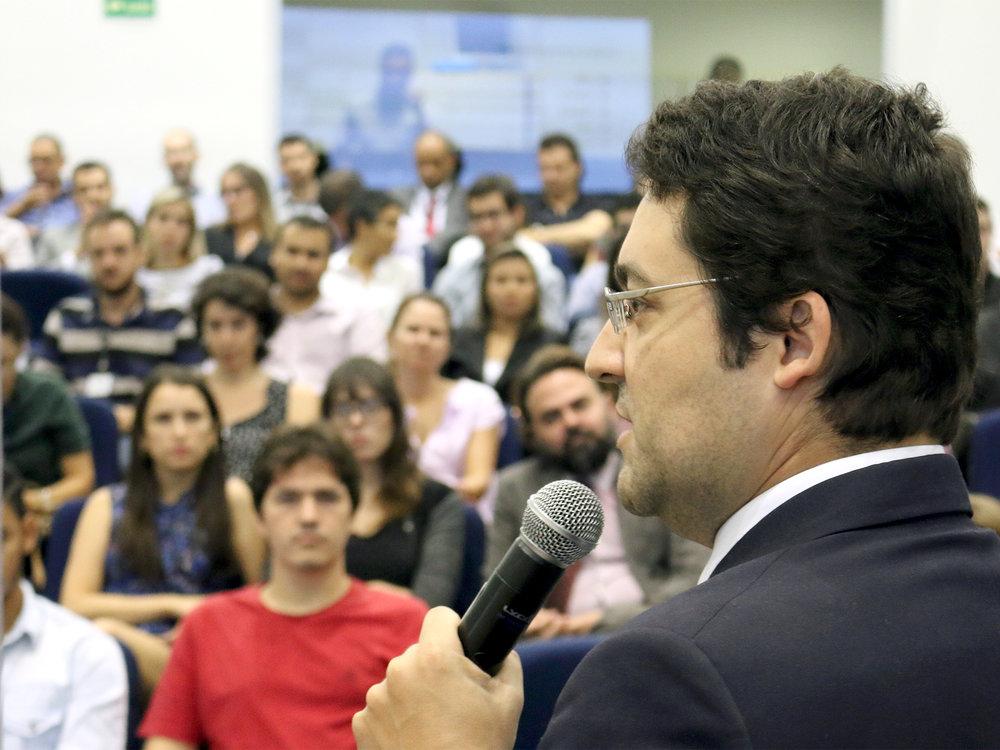 Presidente Alex Canuto reforçou a necessidade de humanizar as relações de trabalho