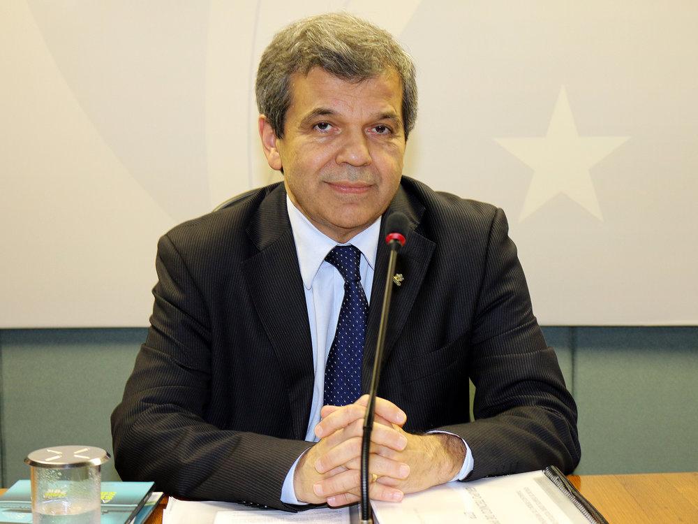 Floriano Martins palestrou sobre a Sustentabilidade do Regime Previdenciário.
