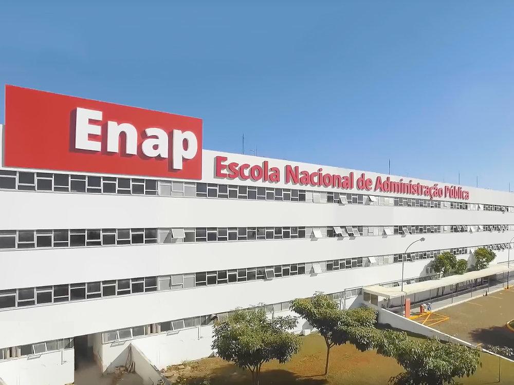 Foto: Reprodução ENAP