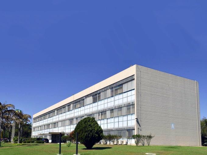 Edifício da Diretoria da Abin. Foto: Abin