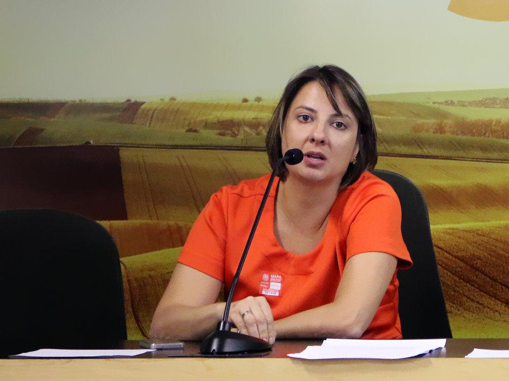 Diretora de Assuntos Jurídicos da ANESP, Patrícia Parra. Foto: Filipe Calmon / ANES
