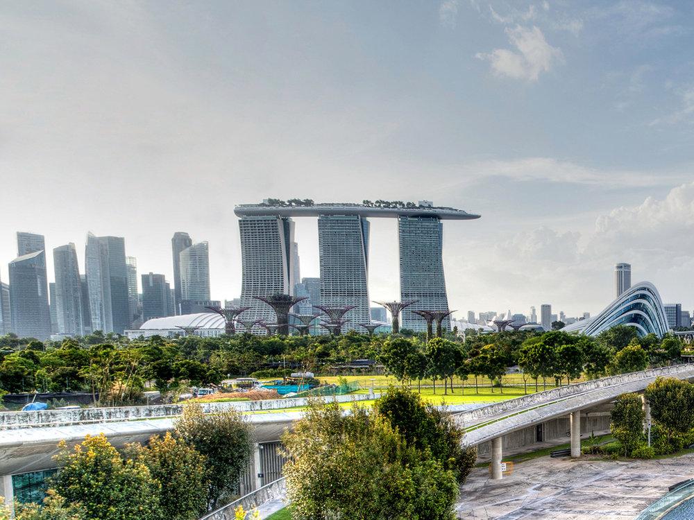 Evento será realizado em Singapura. Foto: LKY School