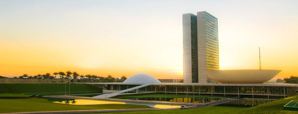Congresso Nacional ao amanhecer.Foto: Agência Câmara
