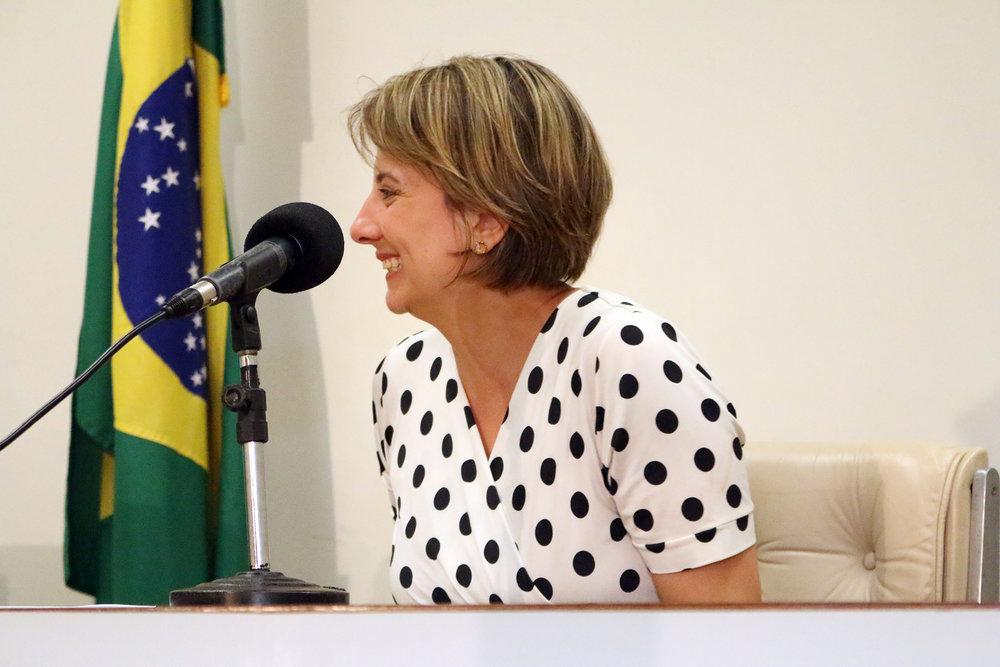 Diretora de Assuntos Jurídicos da ANESP, Patrícia Parra