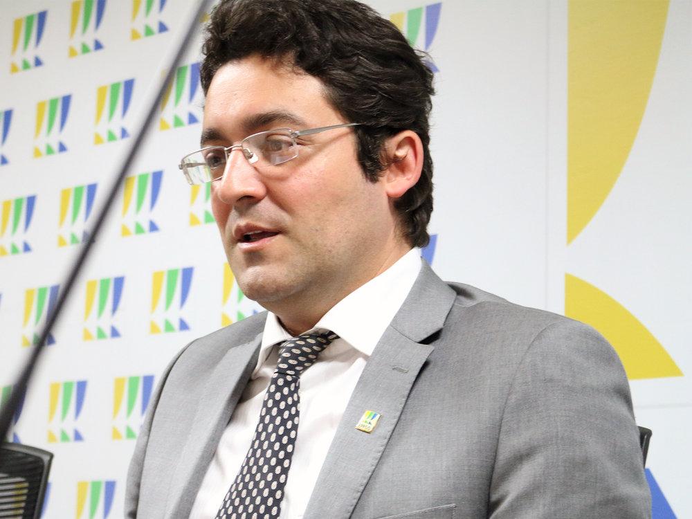 Alex Canuto, Presidente da ANESP