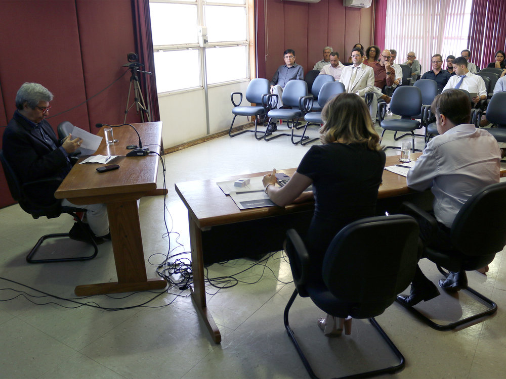 Lançamento foi realizado no auditório do 16º andar no IPEA. Fotos: Filipe Calmon / ANESP