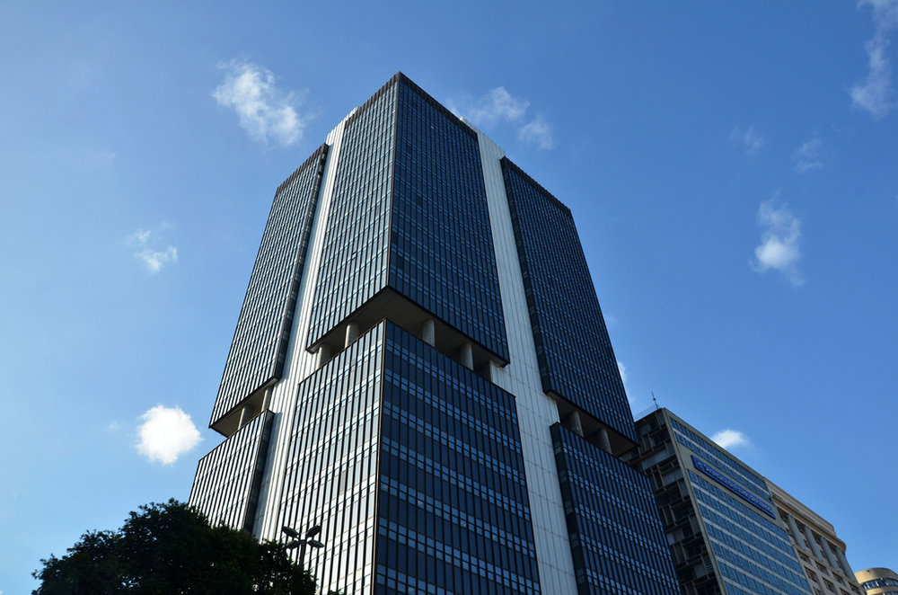 A Susep é sediada no prédio do Banco Central no Rio de Janeiro. Foto: Susep