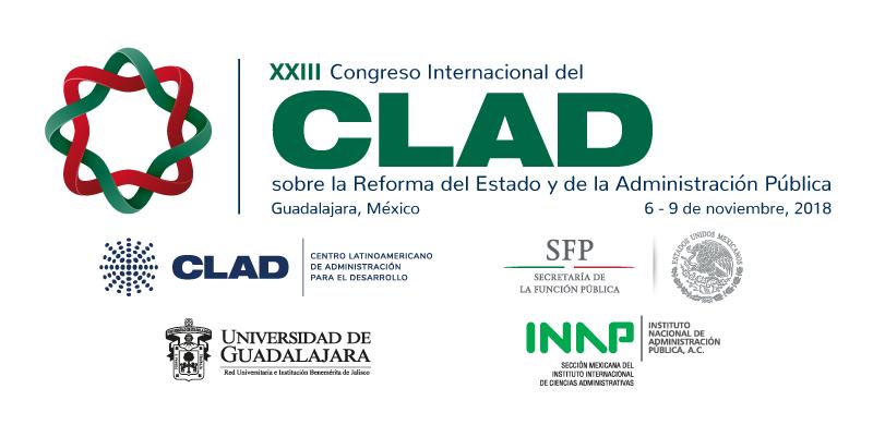 XXIII Congresso Internacional CLAD 2018.png