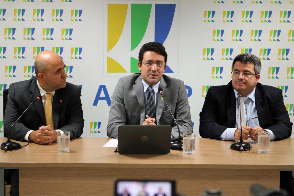 Fotos: Filipe Calmon / ANESP