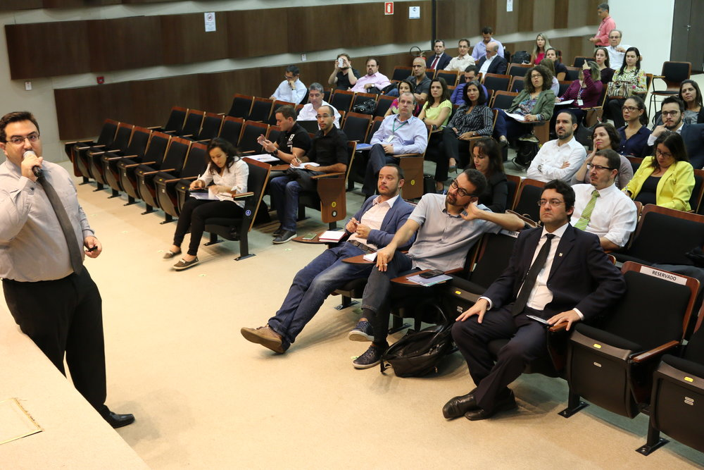Evento atraiu mais de 50 servidores ao IPEA. Fotos: Filipe Calmon / ANESP