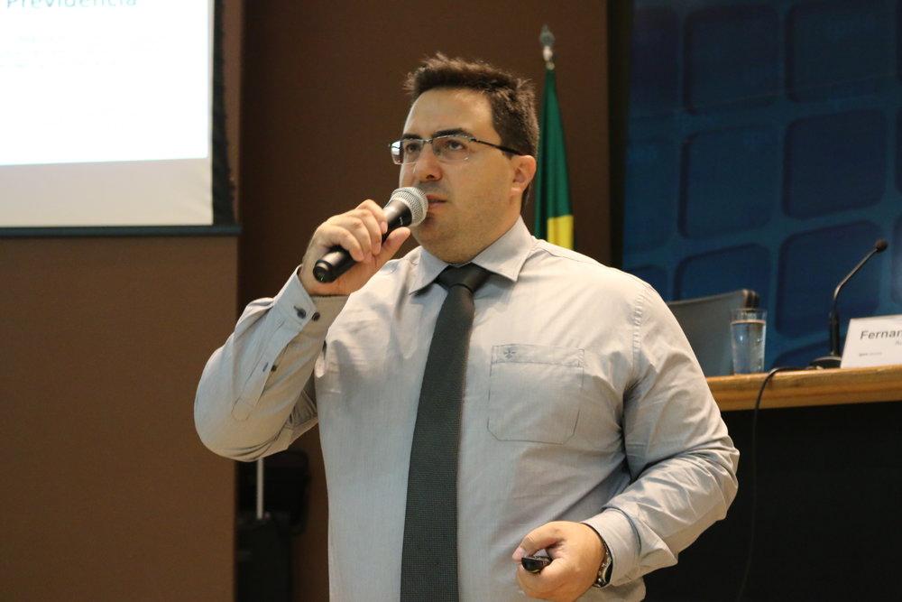 Fernando Maranho se especializou no tema e tem palestrado por todo o país.