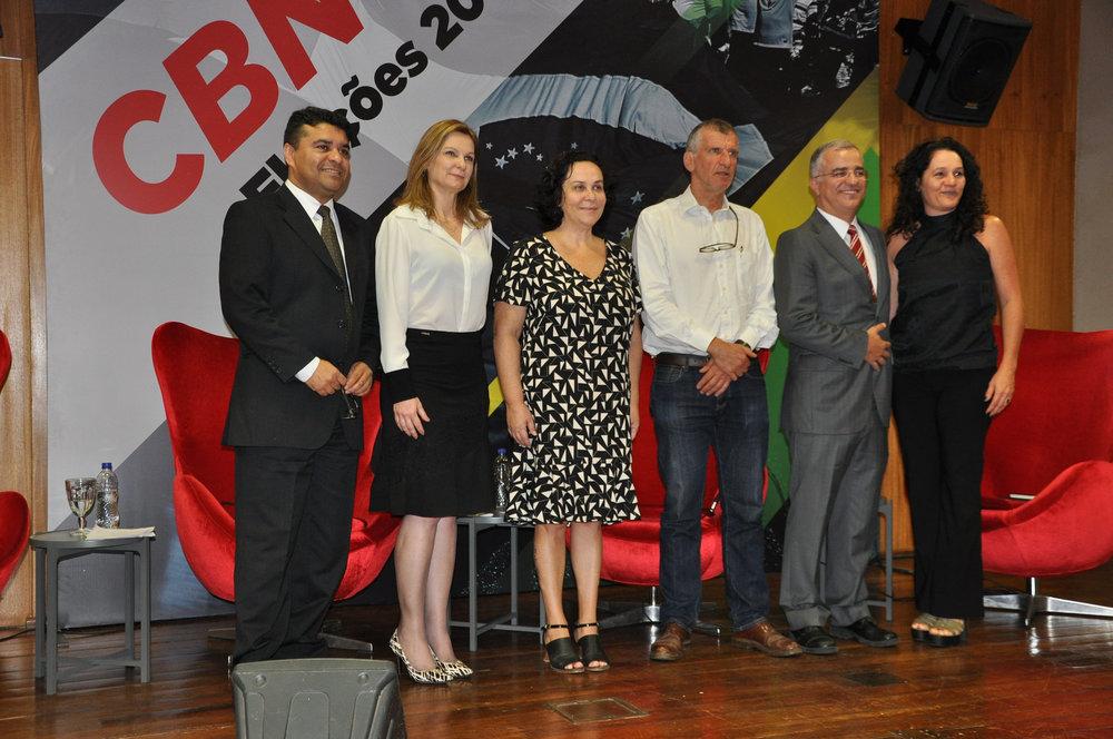 Evento foi realizado no auditório do IESB. Foto: Iesb