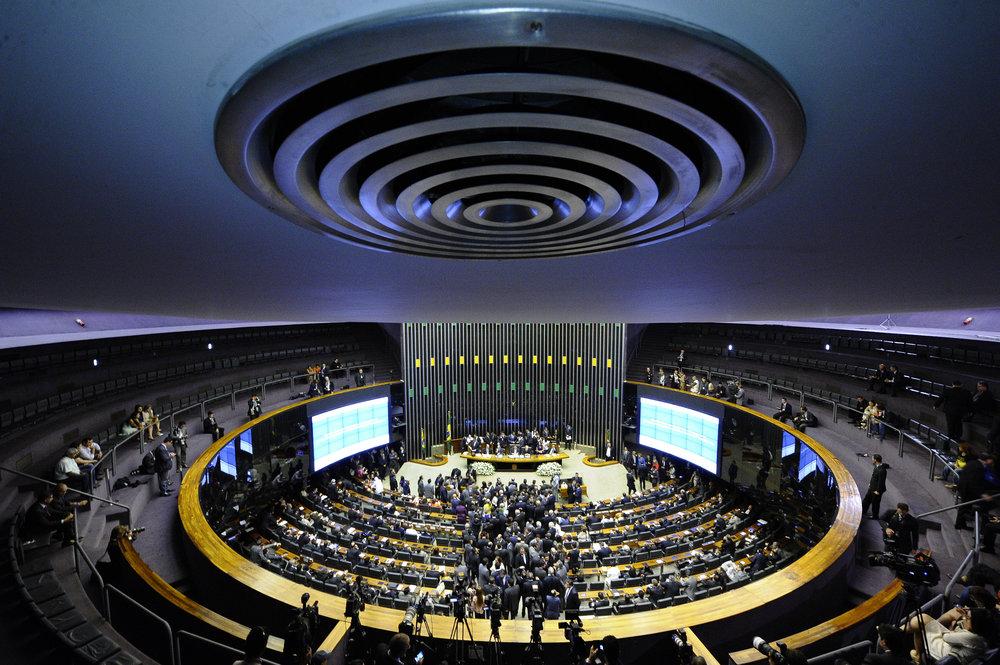 Plenário do Senado Federal. Foto: Agência Câmara