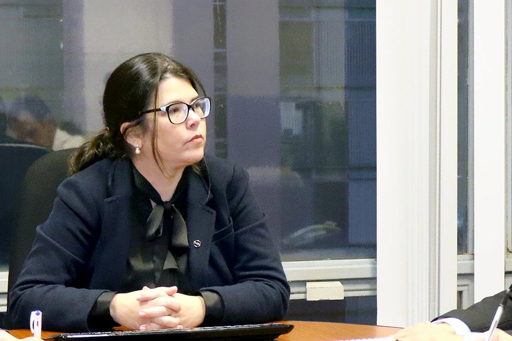Aline Soares é EPPGG da 13ª Turma. Foto: Filipe Calmon / ANESP