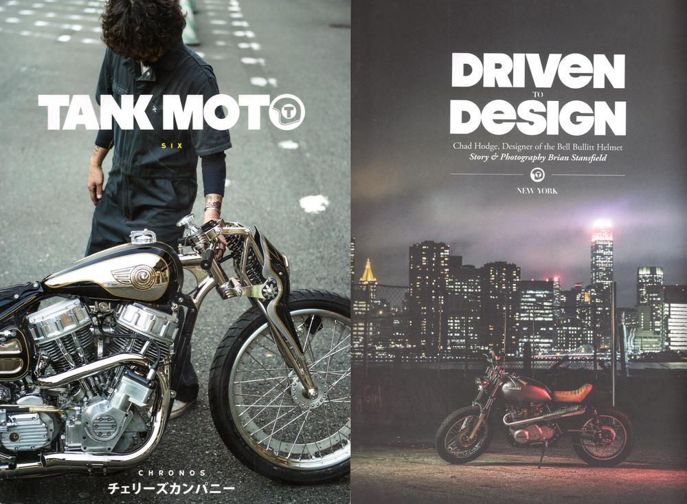 Tank Moto Issue 6 2015