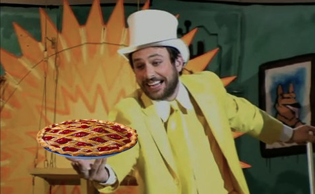 THe Pie man cometh