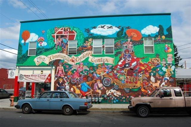 Alberta Mural
