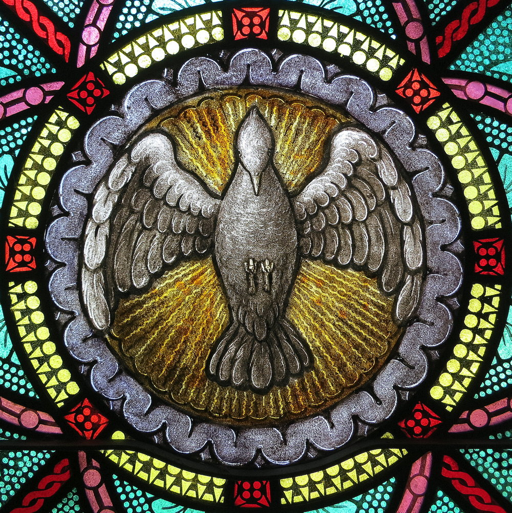Spirit Stained Glass