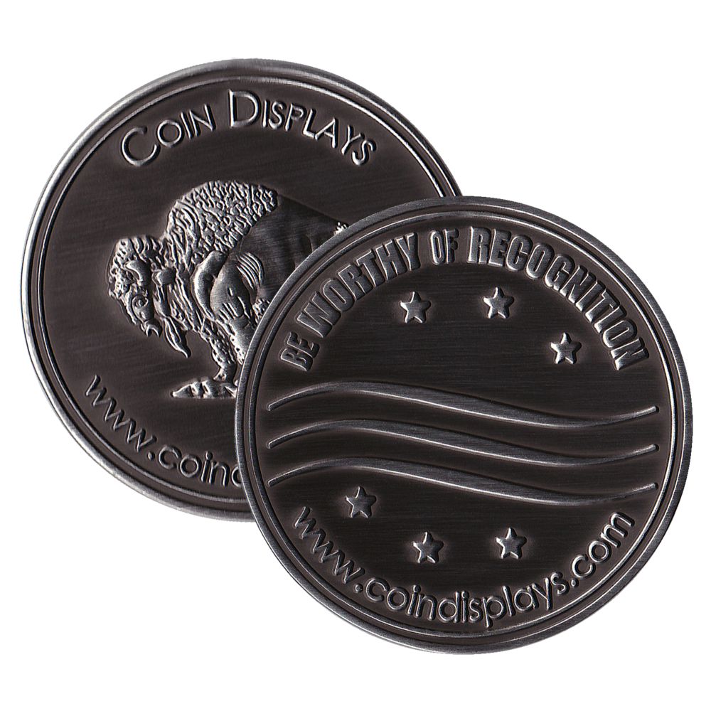 Coin Displays Challenge Coin