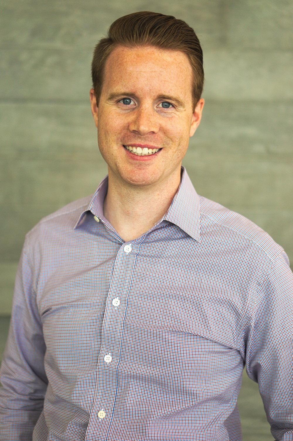 Aaron Eddy - Vice President