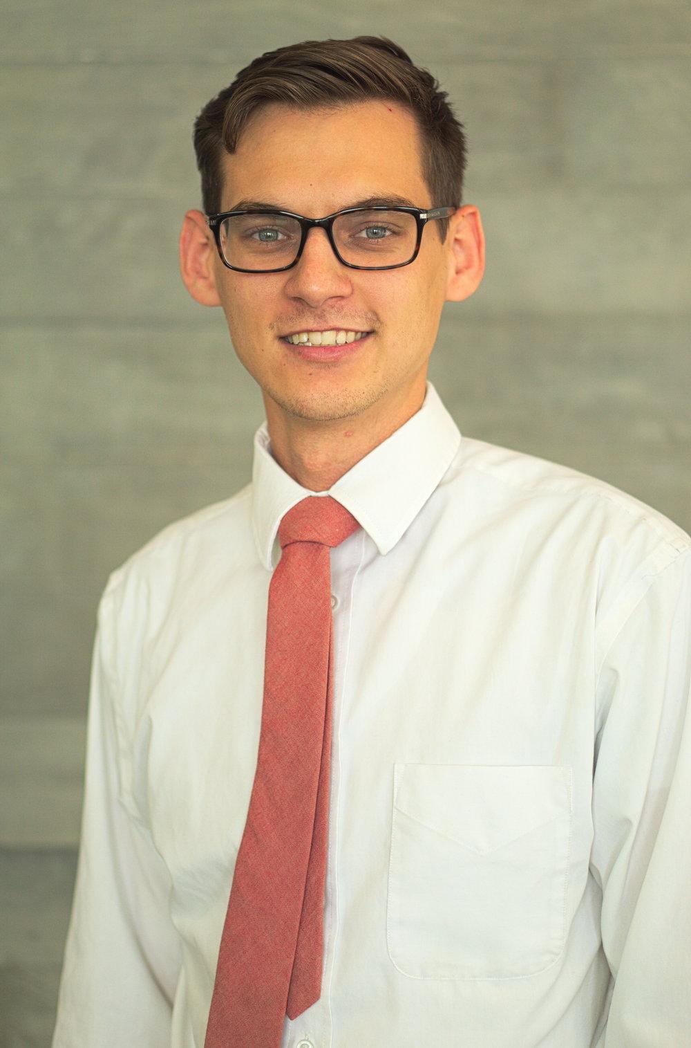 Tyler Hansen - Secretary