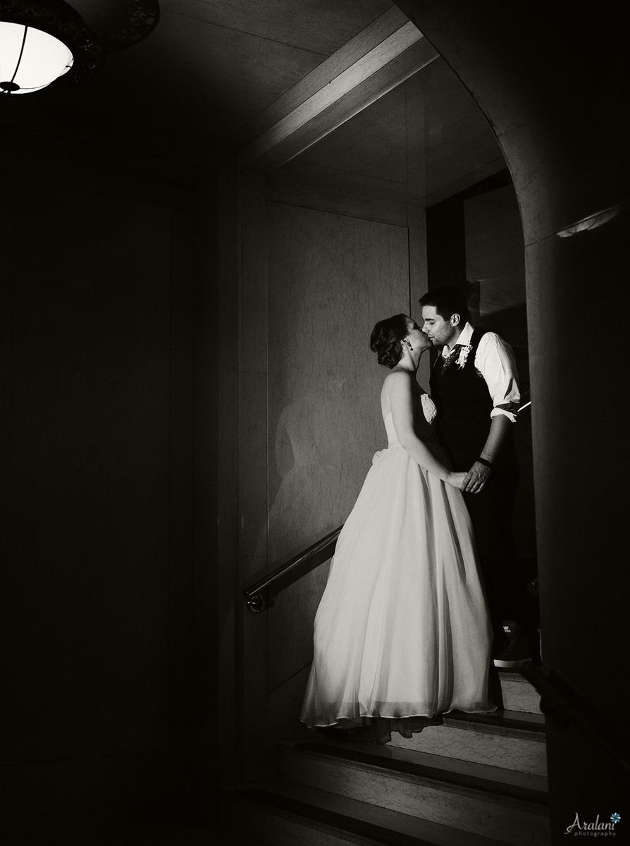 Portland Treasury Ballroom Wedding