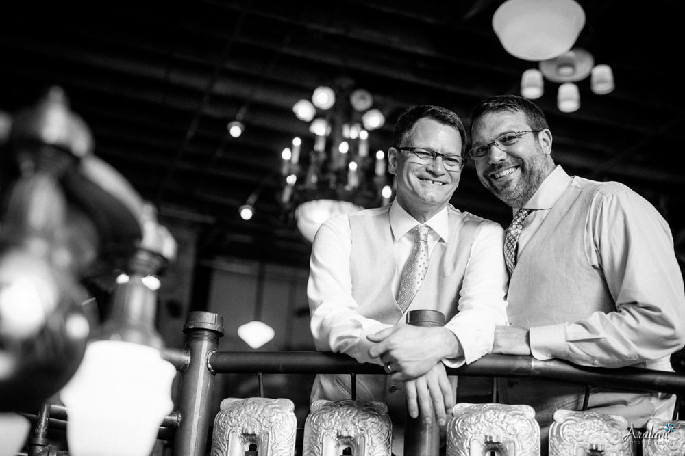 Kennedy School Same Sex Wedding