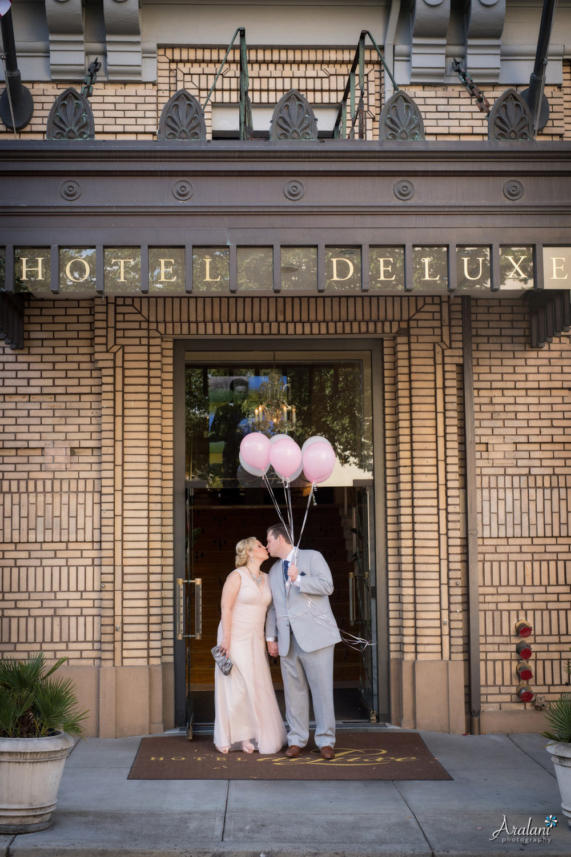 Hotel Deluxe Portland Wedding