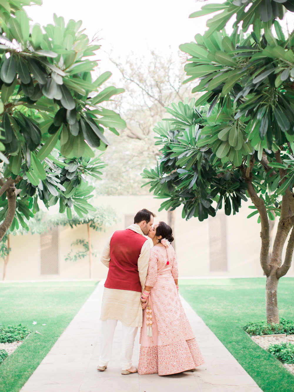 Akanksha & SAm | New Delhi