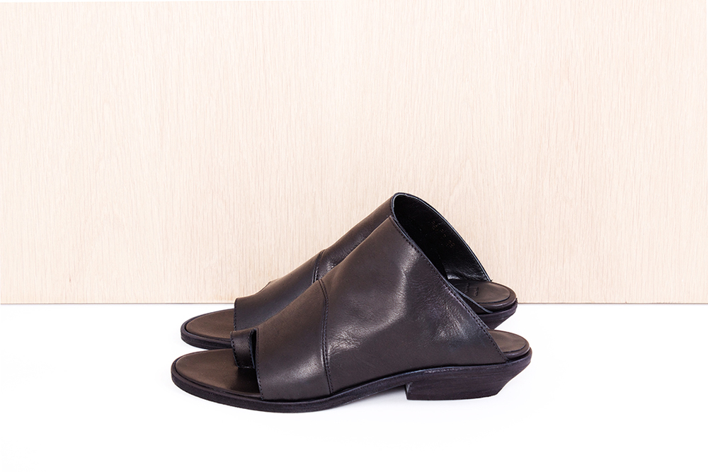 "LD TUTTLE ""The After"" in black $545 sizes ( 38, 39, 40 available)"