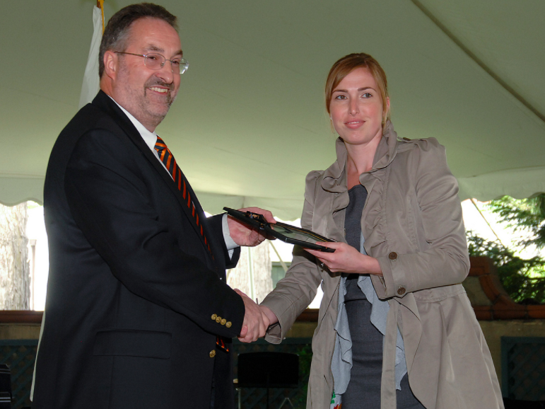 Award for Teaching Excellence, 2011