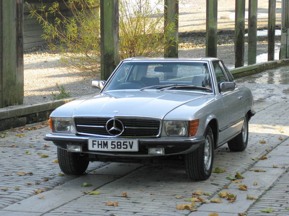 1978 Mercedes Benz 350SL