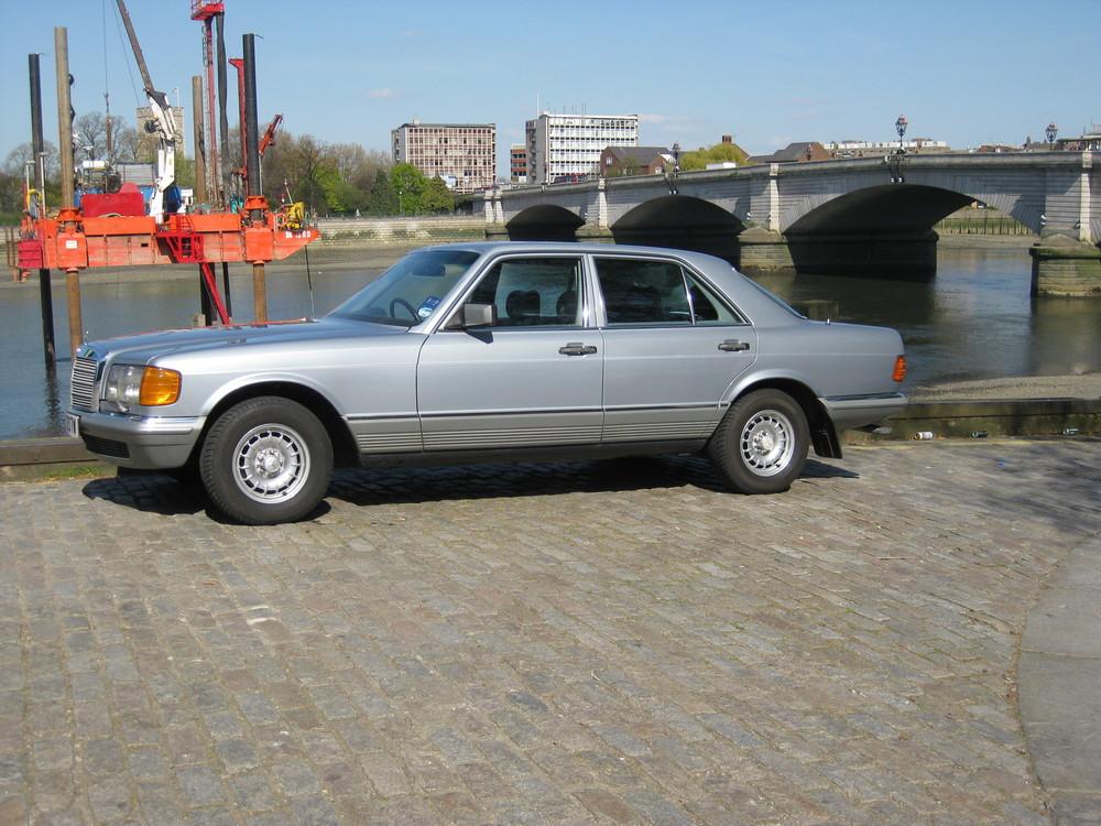 1981 Mercedes Benz 500SE