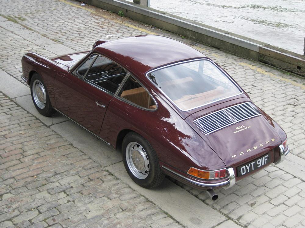 1967 Porsche 911 2 litre Sportomatic